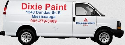 Dixie Paint Wallpaper - Mississauga Benjamin Moore Store